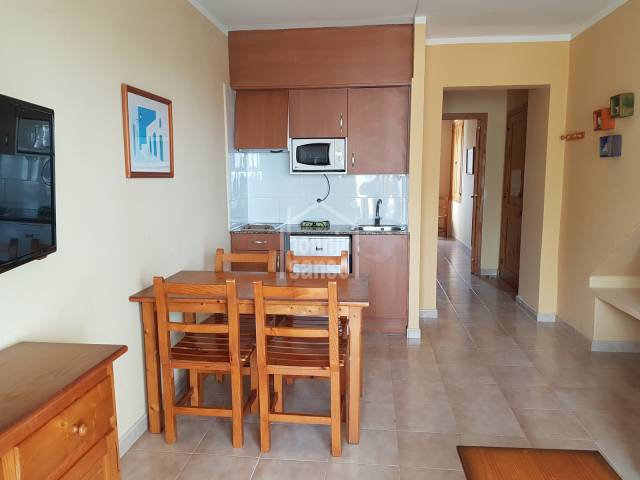 Apartment with Tourist License in Calan Blanes, Ciutadella, Menorca