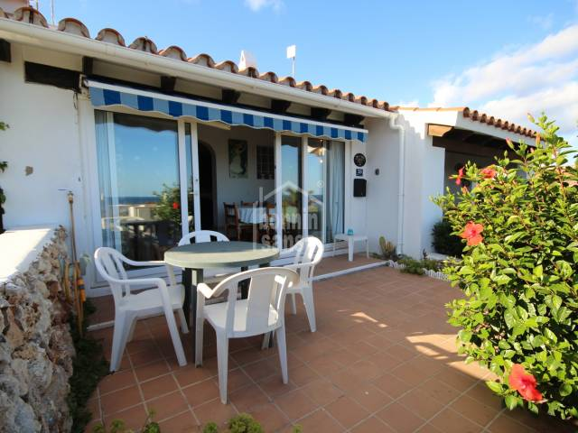 Apartment with sea views in S'Algar, Menorca
