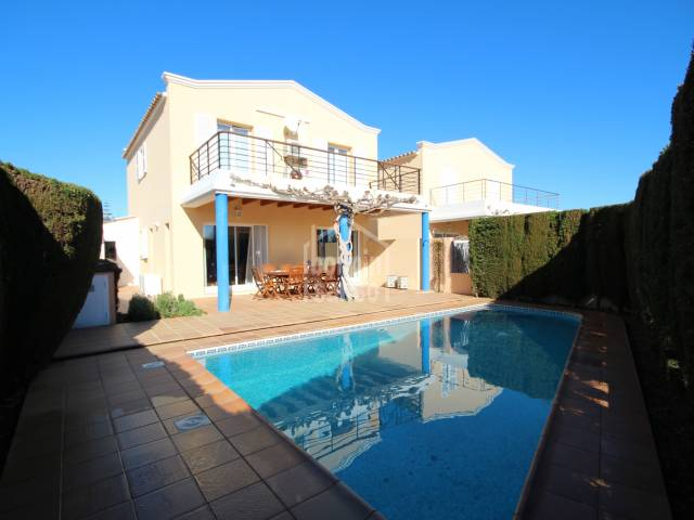 Impeccable villa with pool in Son Blanc, a few walks from Ciutadella, Menorca