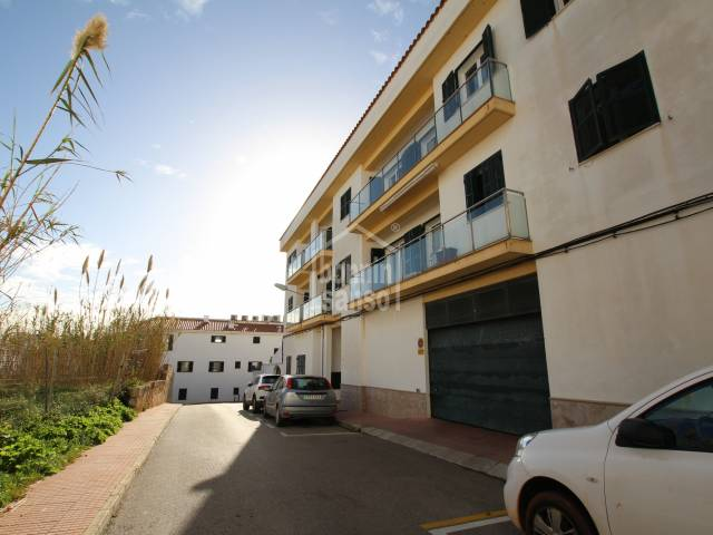 Duplex penthouse in Es Castell, Menorca