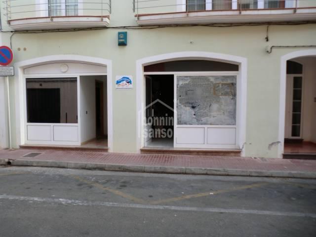 Possibility to acquire a new home in Ciutadella, Menorca.