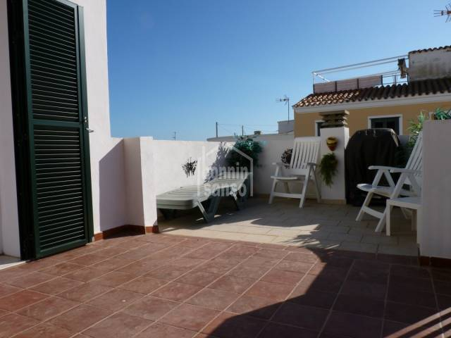 Lovely flat in Mahon Menorca