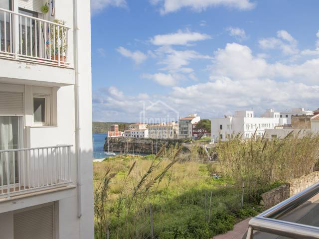 First floor apartment in a quiet area of Es Castell,Menorca