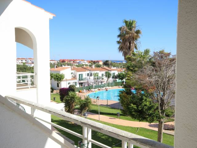 Appartement in Calan Blanes