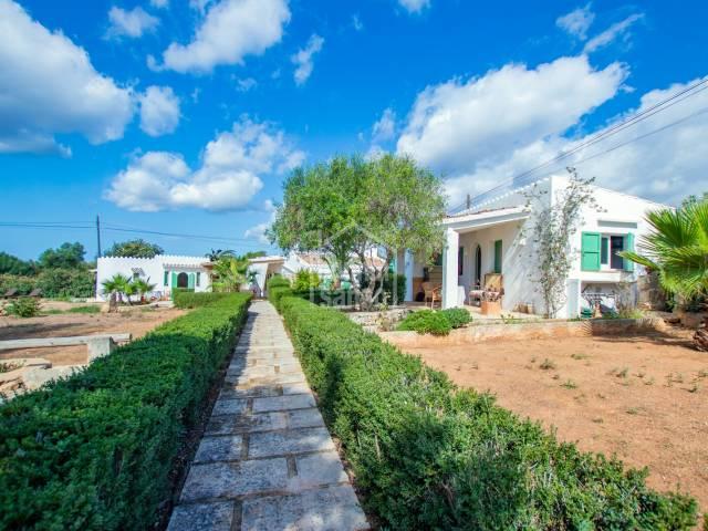 Traditional farmhouse near to San Luis, Menorca