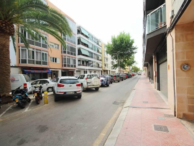 Cuarto piso en la zona residencial de Avenida Menorca de Mahón