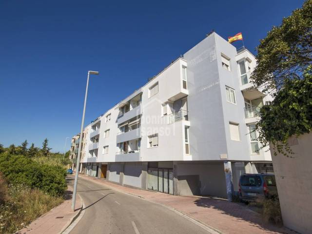 Lovely flat in Mahón, Menorca.