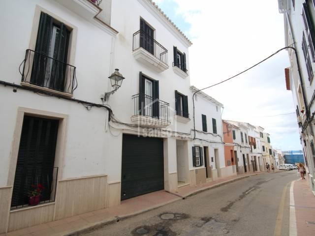 Large garage of 172m² in Alayor, Menorca
