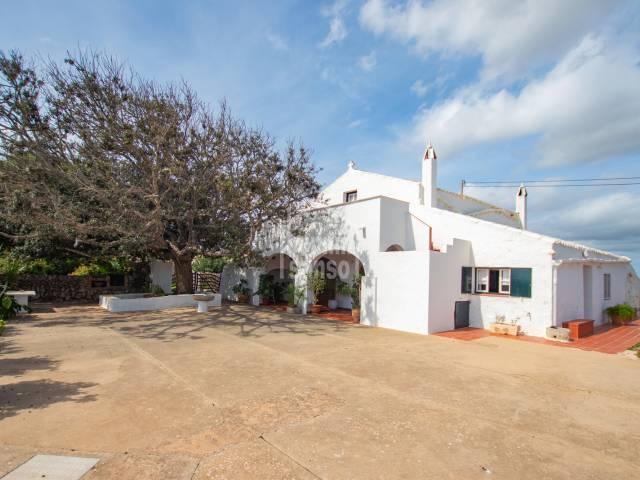 Auténtica finca menorquina en San Luís, Menorca
