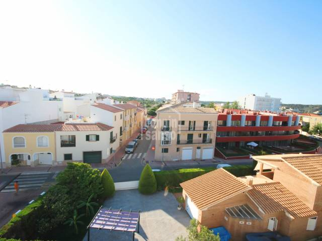 Third floor of 92m² in Es Castell.