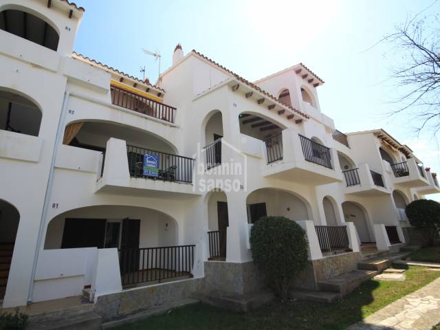 Two bedroom apartment in Calan Porter, Menorca
