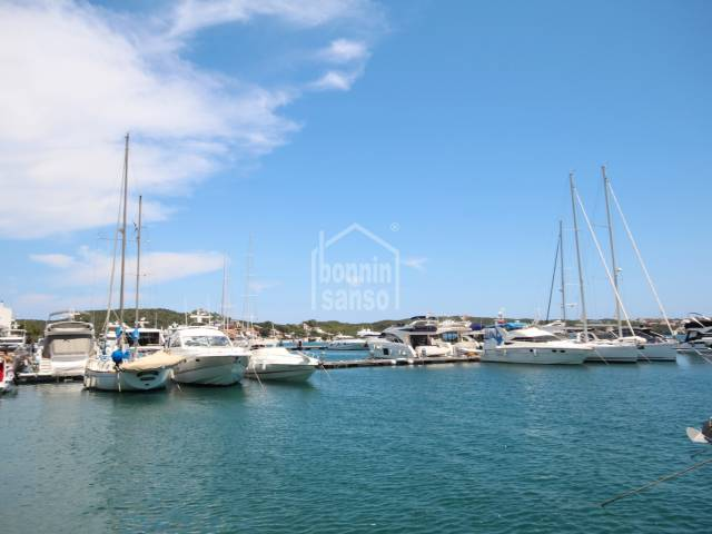 Business premises in prime location! Mahon harbour, Menorca