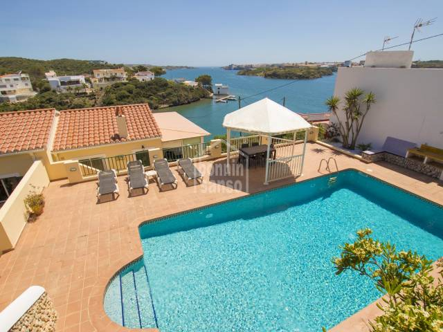 Unique villa in prime location, Cala Partió, Mahon, Menorca
