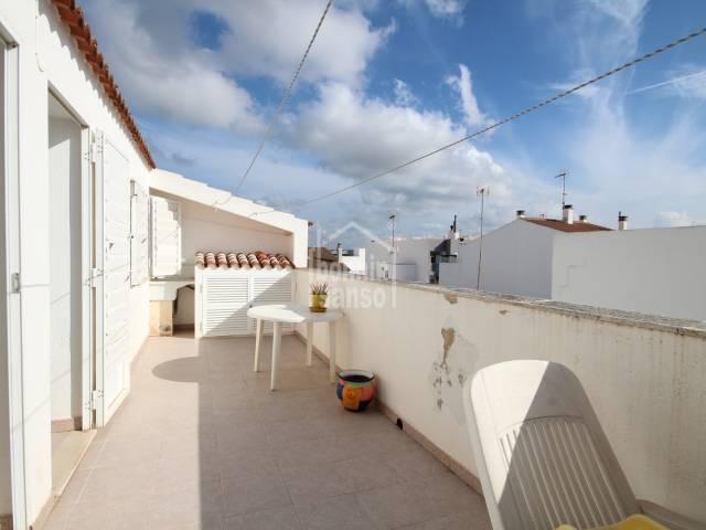 Piso en segunda planta, Ciutadella, Menorca