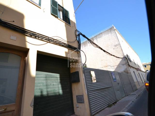 Bebaubar in Ciutadella (City)