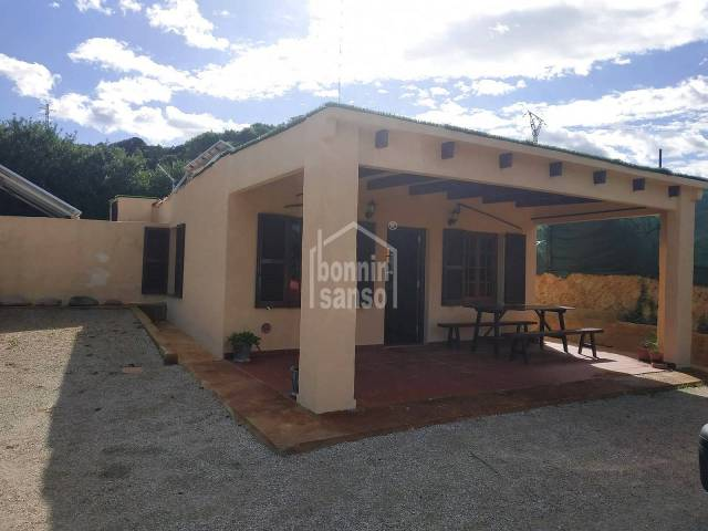 Rural land situated close in the surrounding area of Mercadal, Menorca.