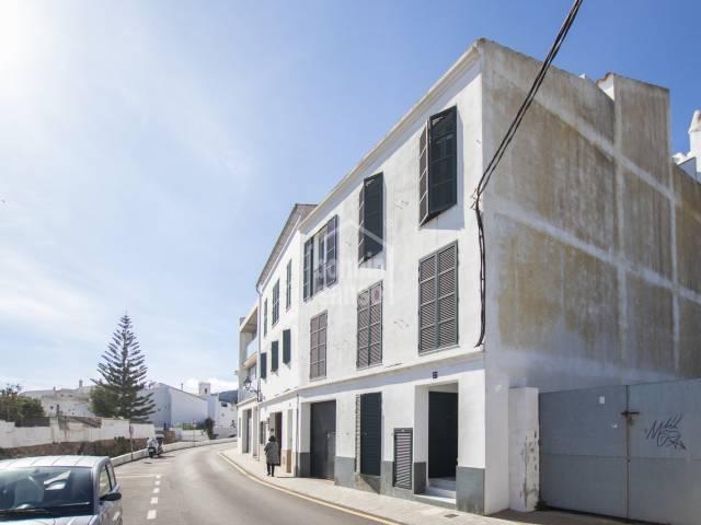 En Mercadal, Menorca, fantástica vivienda tipo dúplex.