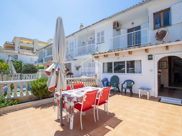 Impeccable terraced house ,Cala Millor, Mallorca