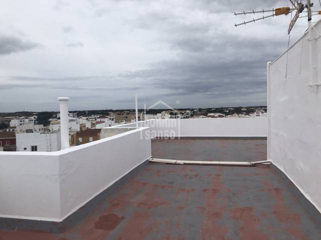 Third floor apartment, Ciutadella, Menorca