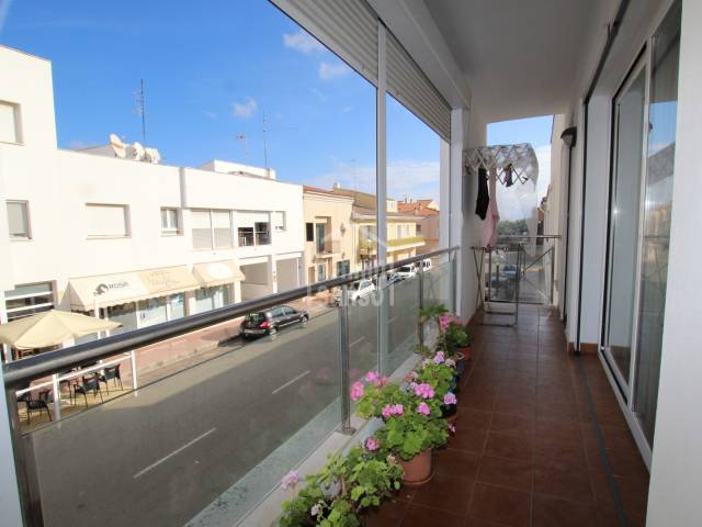Flat on first floor with lift in Sant Lluis, Menorca