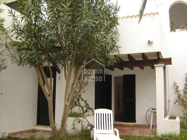 Duplex apartment two steps from the beach of Son Xoriguer, Ciutadella, Menorca