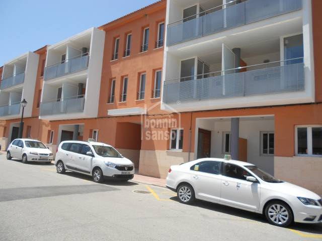 Ground floor apartment in Mercadal, Menorca.