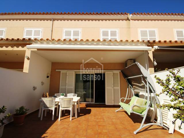 Comfortable family home close to Mahon , Menorca-