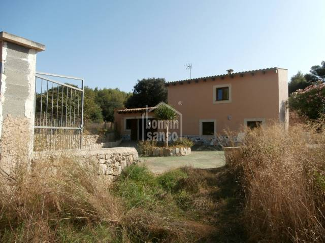 Charming country house in Arta