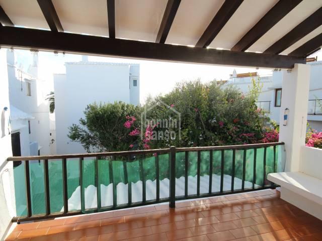 Herrliches Duplex mit Meer-Blick in Binibeca Vell , Menorca