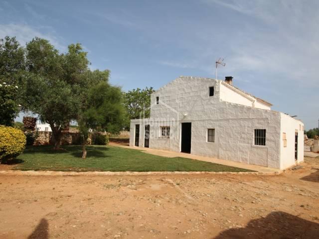 Casa campo en Ciutadella, Menorca