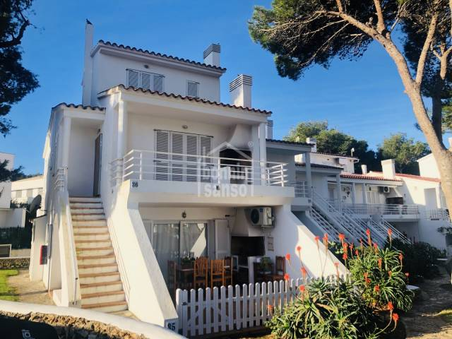Duplex with communal pool in Addaya, Menorca