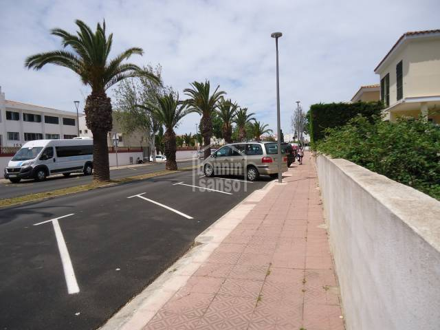Building plot in the residential area of Alayor, Menorca