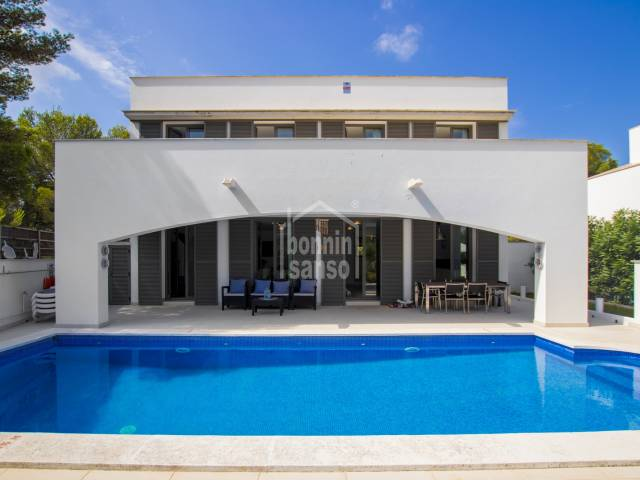 Lovely villa in Addaya, Menorca