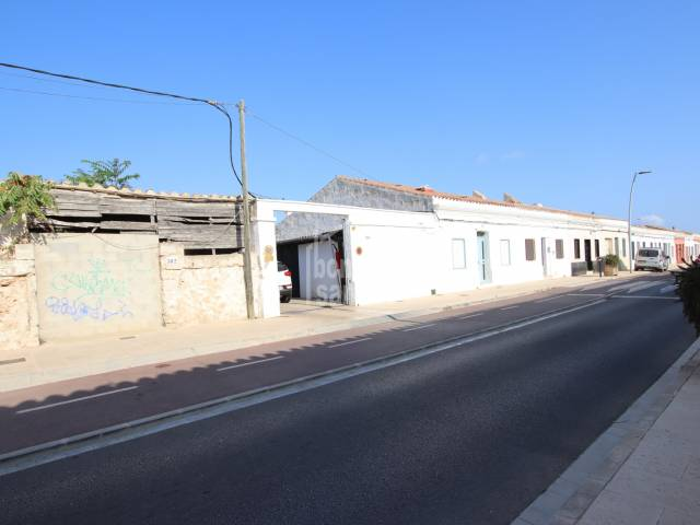 Solar urbanizable. Mahón. Menorca