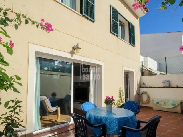 Modern town house in Sant Lluis Menorca