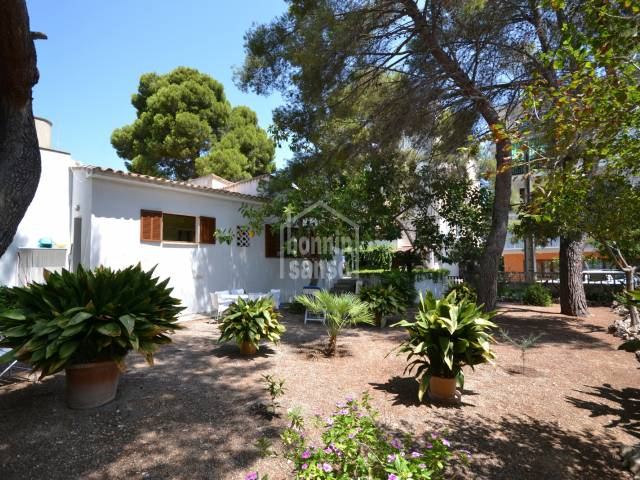 Typical Mallorcan holiday or weekend home in Cala Millor,Mallorca, 100 metres from the Beach.