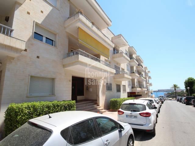 Kokette Wohnung in der Nähe vom Hafen in Mahón, Menorca