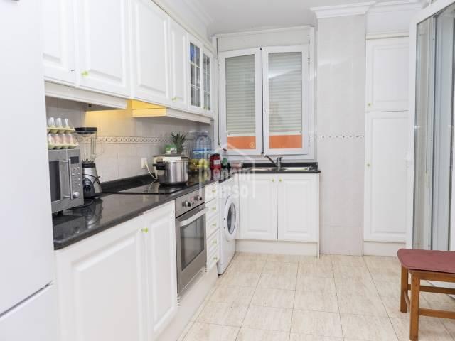 Spacious apartment in Ciutadella, Menorca