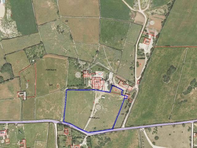 Parcelas de terreno rústico muy cercanas a Ciutadella, Menorca