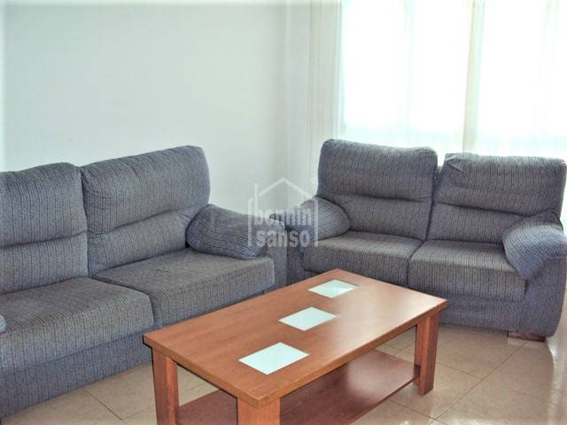Apartment in building with only 4 neighbors with elevator, Ciutadella, Menorca