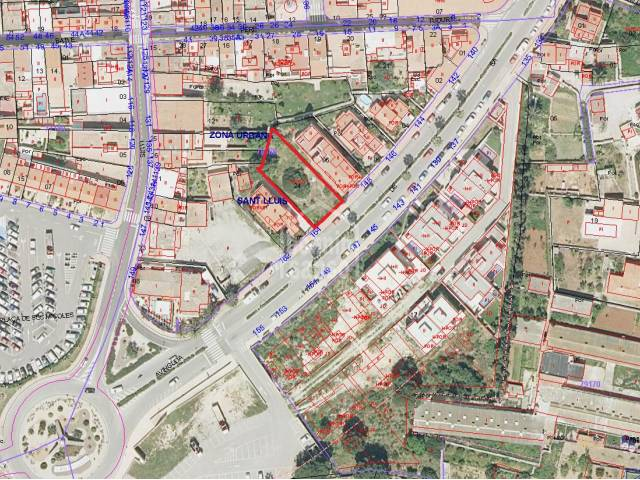Buildable plot in San Luis, Menorca