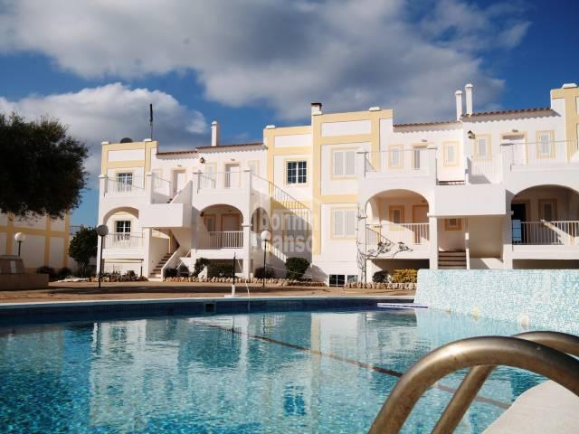 Apartamento con vistas al mar de Arenal, Menorca
