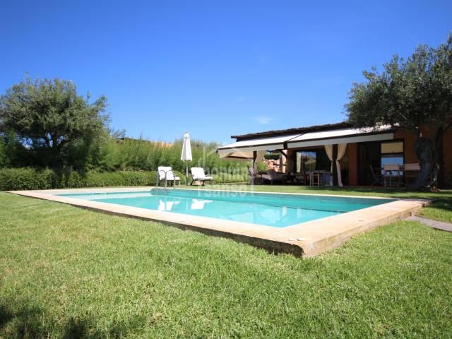 Beautifull villa at Binisafua Rotters