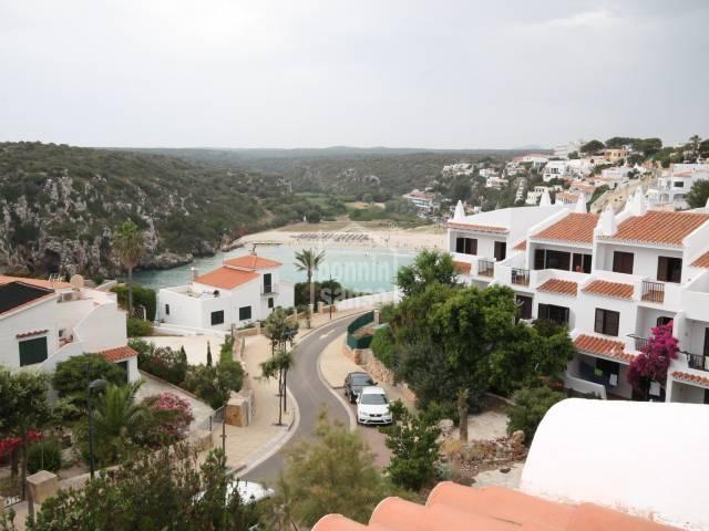 Apartamento con vistas de la playa