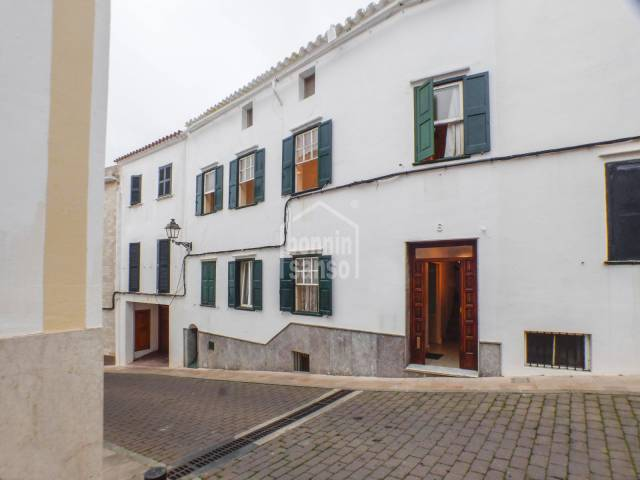 Traditional town house, Alayor. Menorca