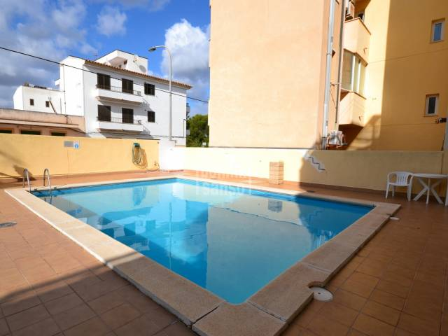 Studio located approx. 200 metres from the beach of Sillot, Mallorca
