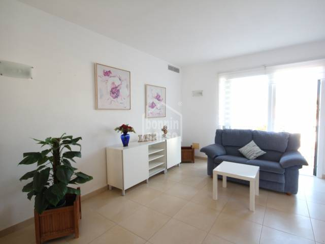 Modern apartment in Alayor. Menorca.
