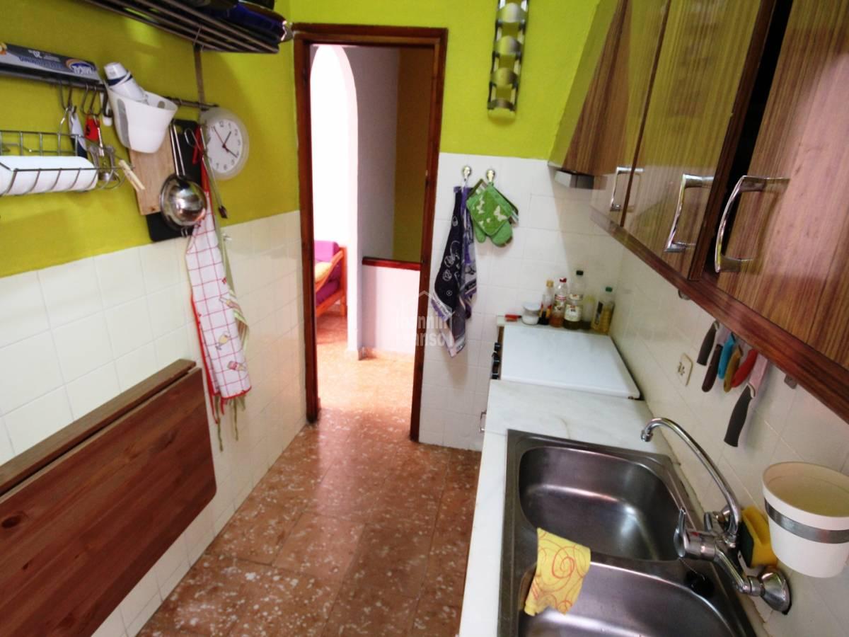Buy: First floor apartment in Calan Porter, Menorca (22888)