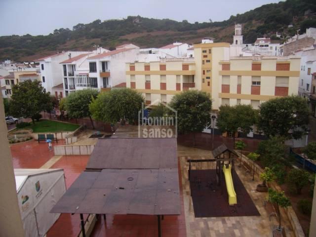 Flat in Ferrerias (Town)