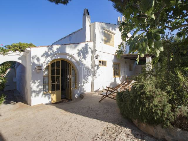 Charming country house located in the village of Torret Menorca